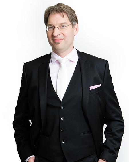 Porträtfoto Rechtsanwalt Kahnau aus Eckernförde