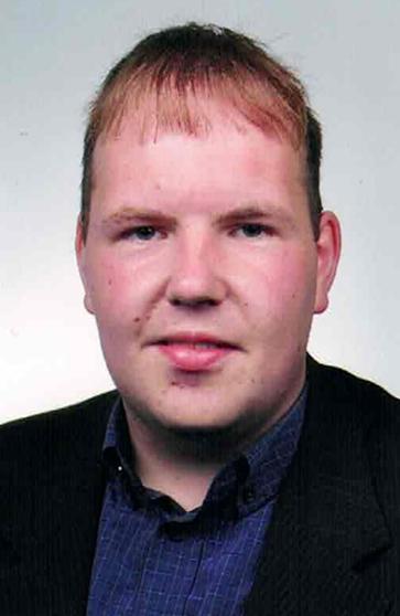 Porträtfoto Herr Pawlitzky